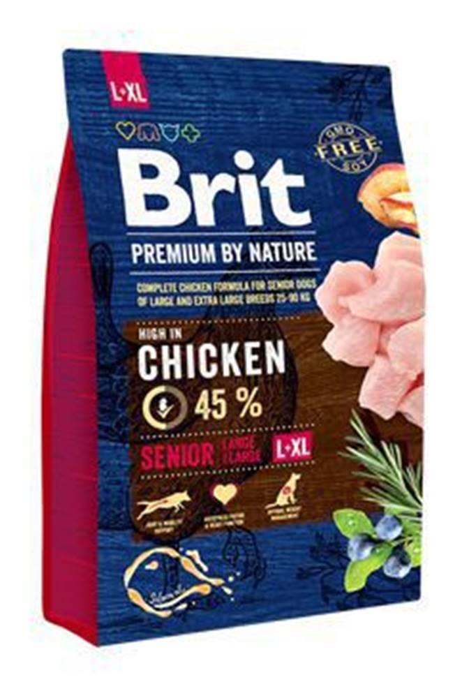 Brit Brit Premium Dog by Nature Senior L+XL 3kg