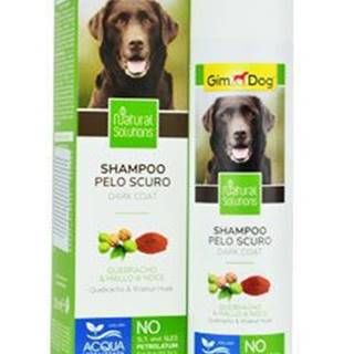 GIMDOG šampón tmavá srst 250ml