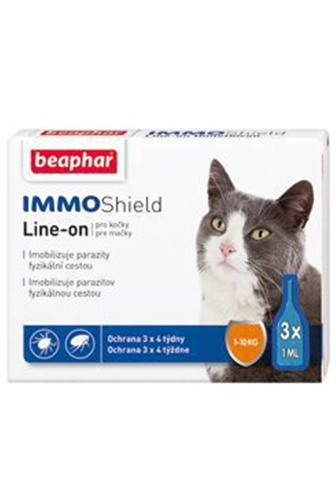 Beaphar Line-on IMMO Shield kočka 3x1pip