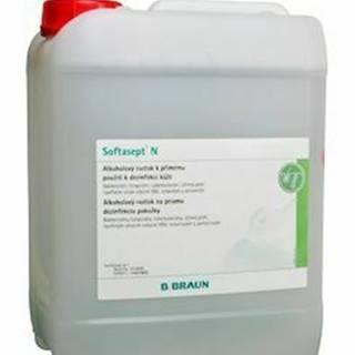 Softasept N 5l dezinfekcia kože, slizníc a rán