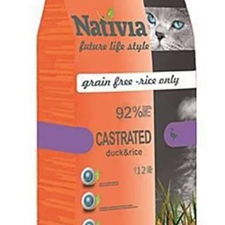 Nativia Cat Castrated 1,5kg