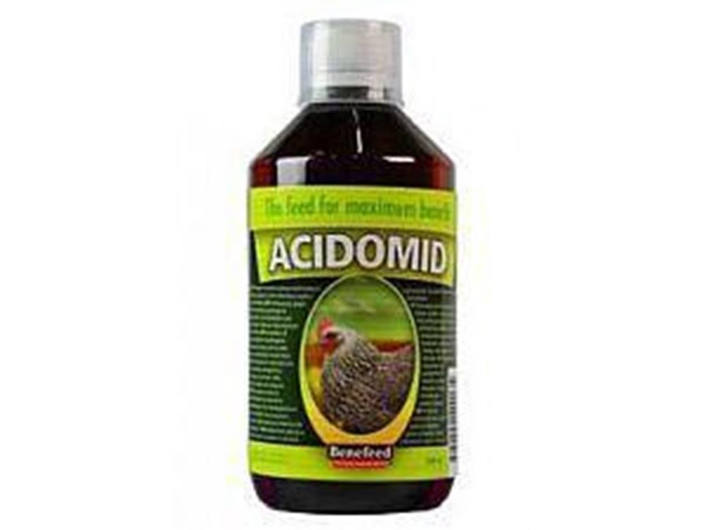 Aquamid Acidomid D drůbež 500ml