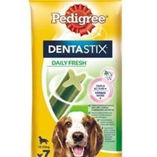 Pedigree Pochúťka Denta Stix Fresh Medium 7ks 180g