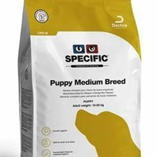 Specific CPD-M Puppy Medium Breed 4kg pes