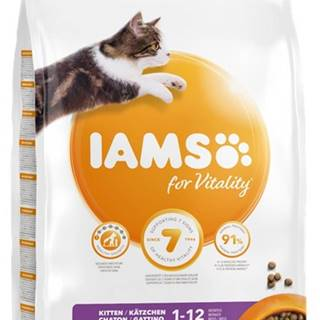IAMS cat KITTEN  chicken - 800g