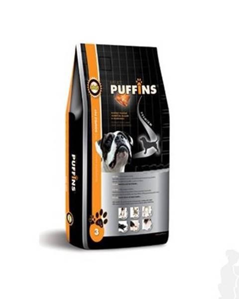 Granule Puffins