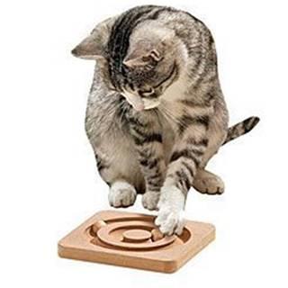 Hračka mačka interakt. hra Round about 19x19 KAR 1ks