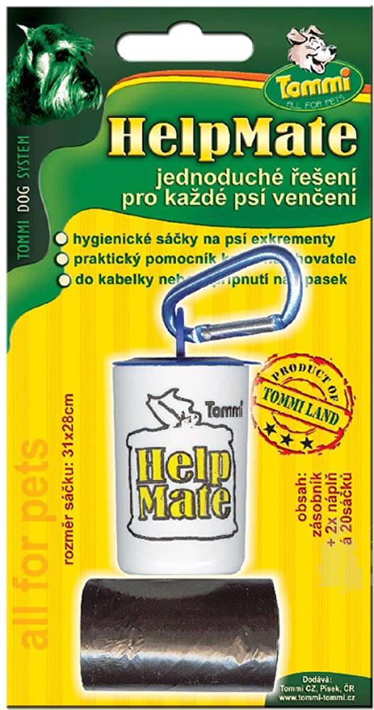 Tommi Vrecká na exkrem. zásobník Help Mate + 2role