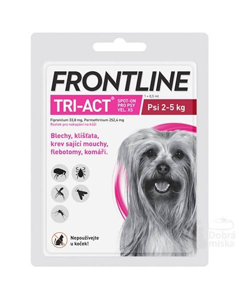 Antiparazitiká Frontline