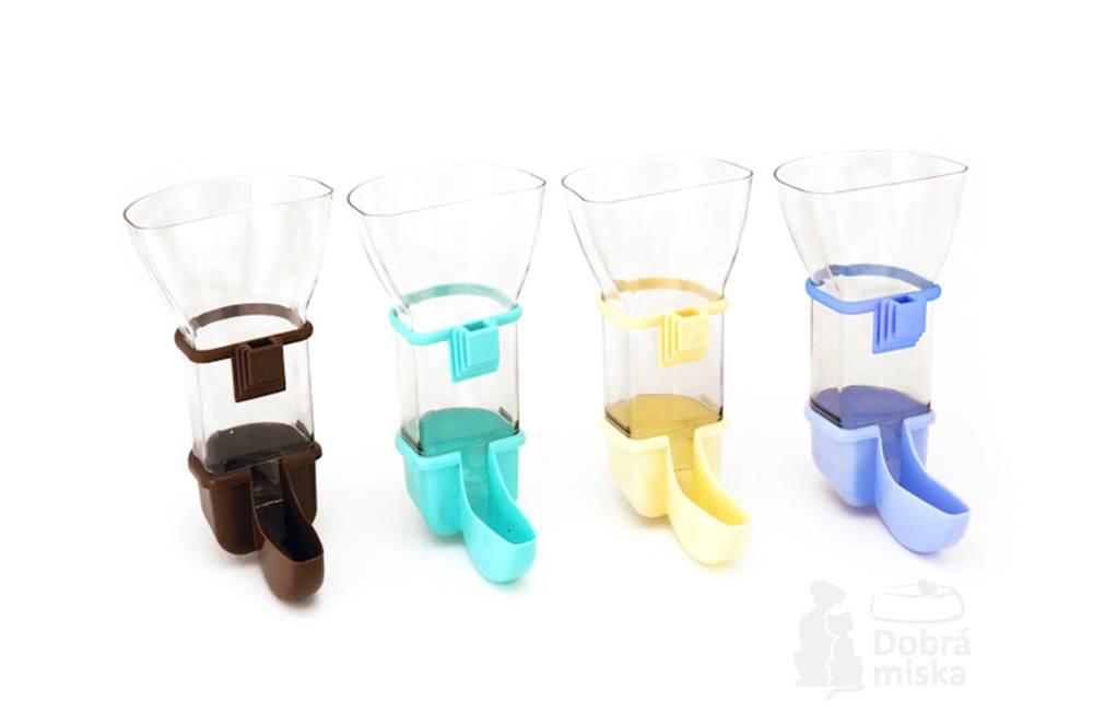 SUM-PLAST Kŕmidlo plastové automatické malé pre vtáky, exoty SP