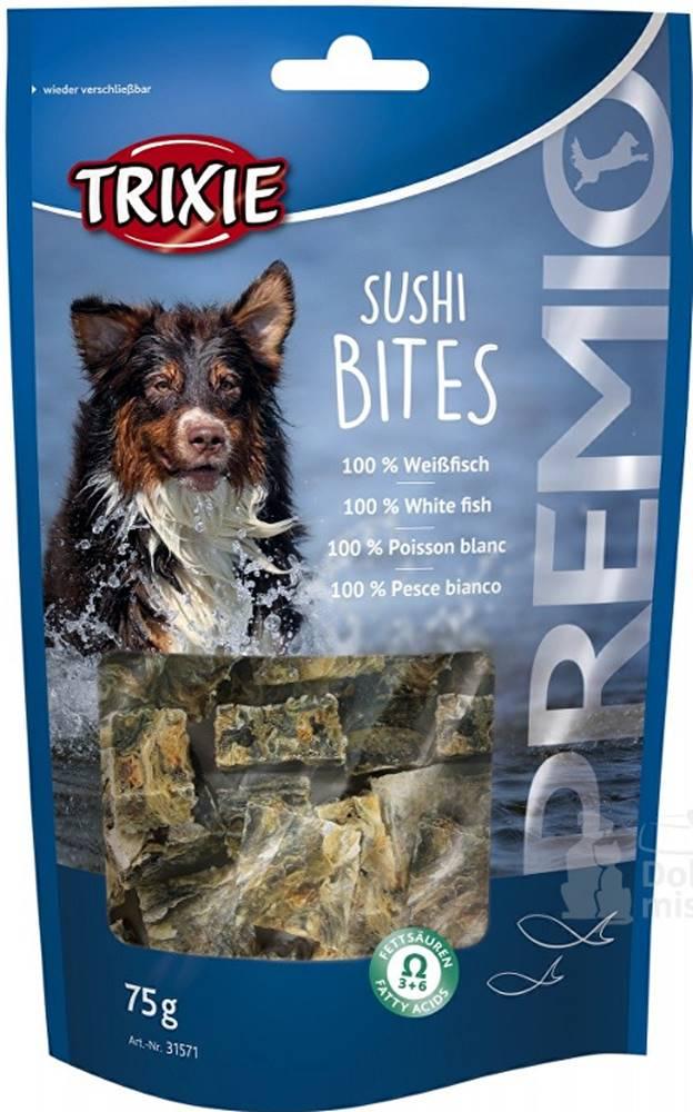 Trixie Trixie Premio SUSHI BITES rybí kostky pro psy 75g TR