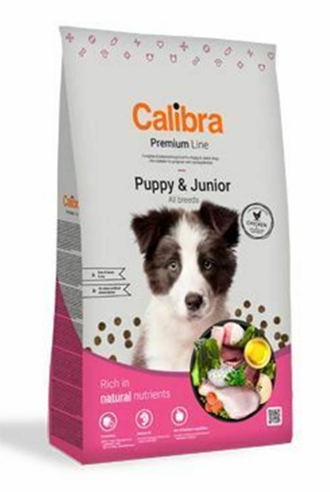 Calibra Calibra Dog Premium Line Puppy&Junior 3 kg NEW