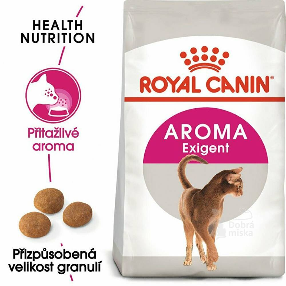 Royal Canin Royal canin Kom.  Feline Exigent Aromatic  400g