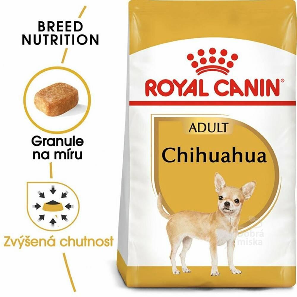 Royal Canin Royal canin Breed Čivava3kg
