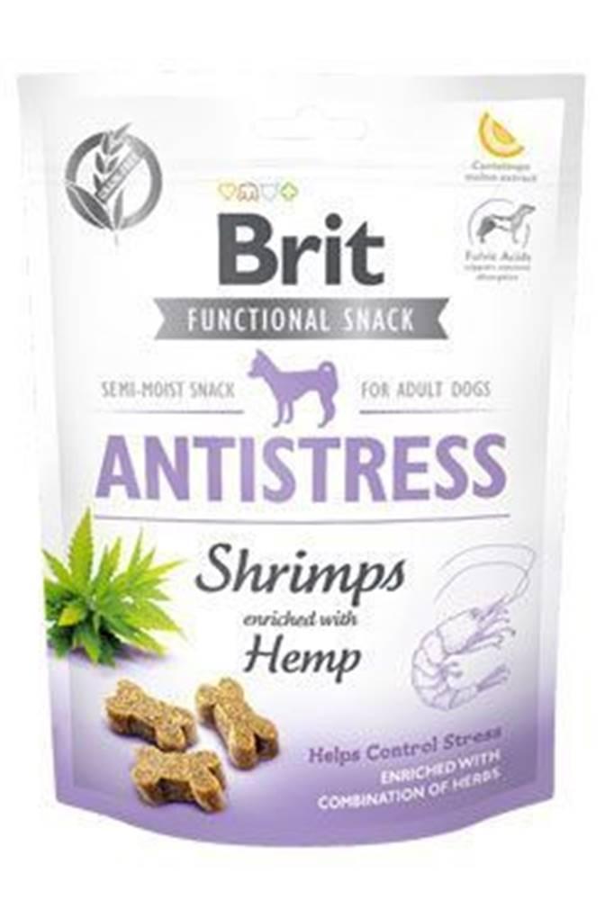 Brit Care Brit Care Dog Functional Snack Antistress Shrimps 150g