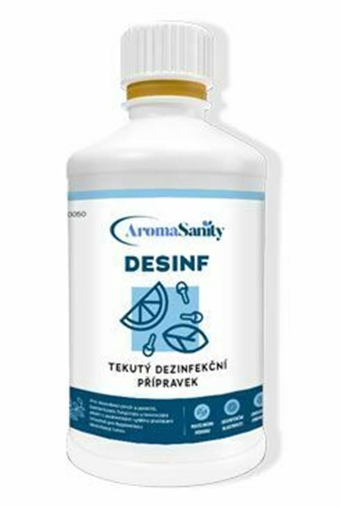 Ostatní DESINF dezinfekční přípravek 500 ml