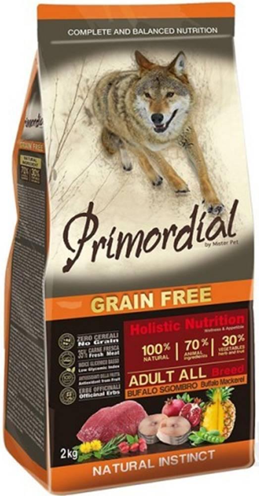Primordial Primordial GF Adult Buffalo Mackerele 12kg