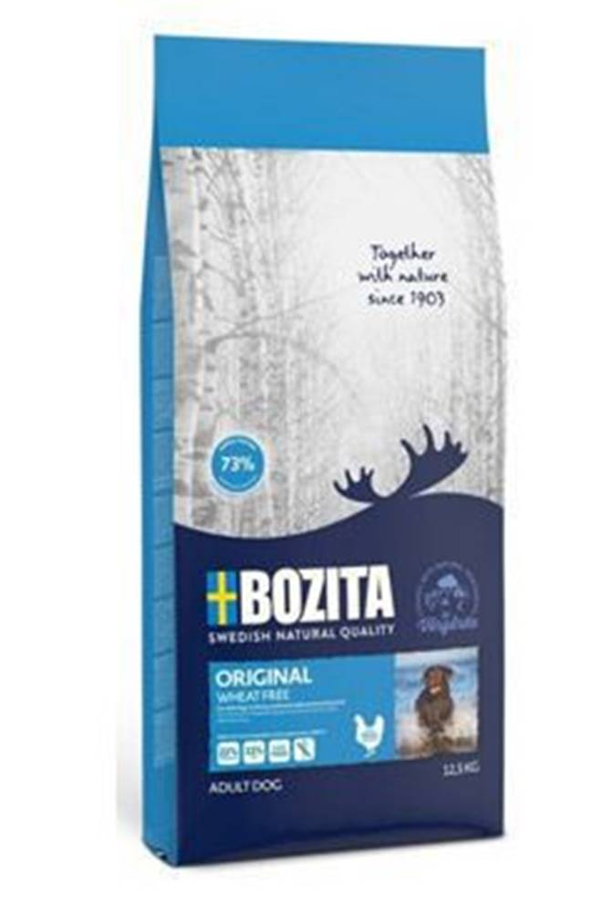 Bozita Bozita DOG Original Wheat Free 12,5kg