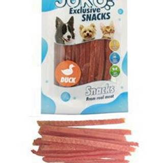 Juko excl. Smarty Snack Duck Strips 70g