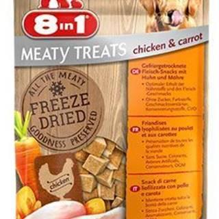 Pochúťka 8in1 FD Chicken / Carrots 50g