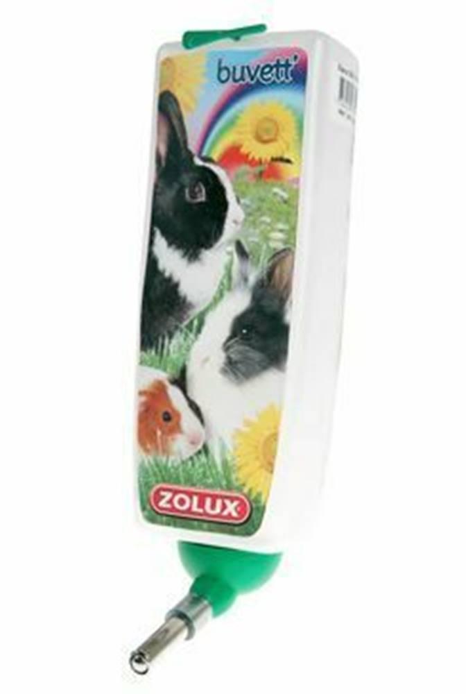 Zolux Napájačka hlodavec mix farieb 900ml Zolux
