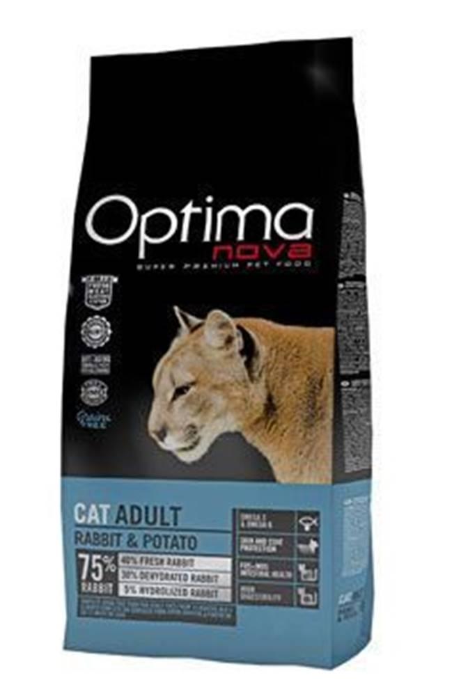 Optima Nova Optima Nova Cat GF Adult rabbit 8kg