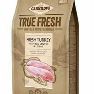 Carnilove dog True Fresh Turkey Adult 1,4 kg