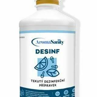 DESINF dezinfekční přípravek 1000 ml
