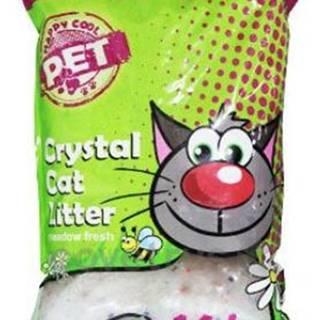 Podstielka Happy Cool Pet Silica Original 14l s vôňou