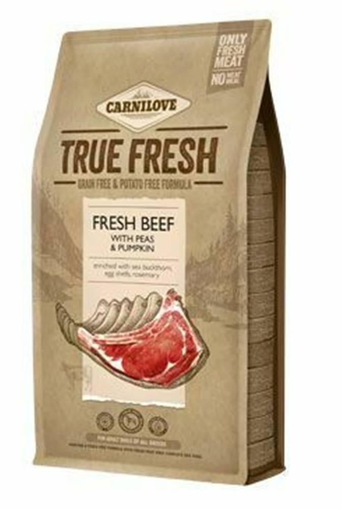 Carnilove Carnilove dog True Fresh Beef Adult 4 Kg
