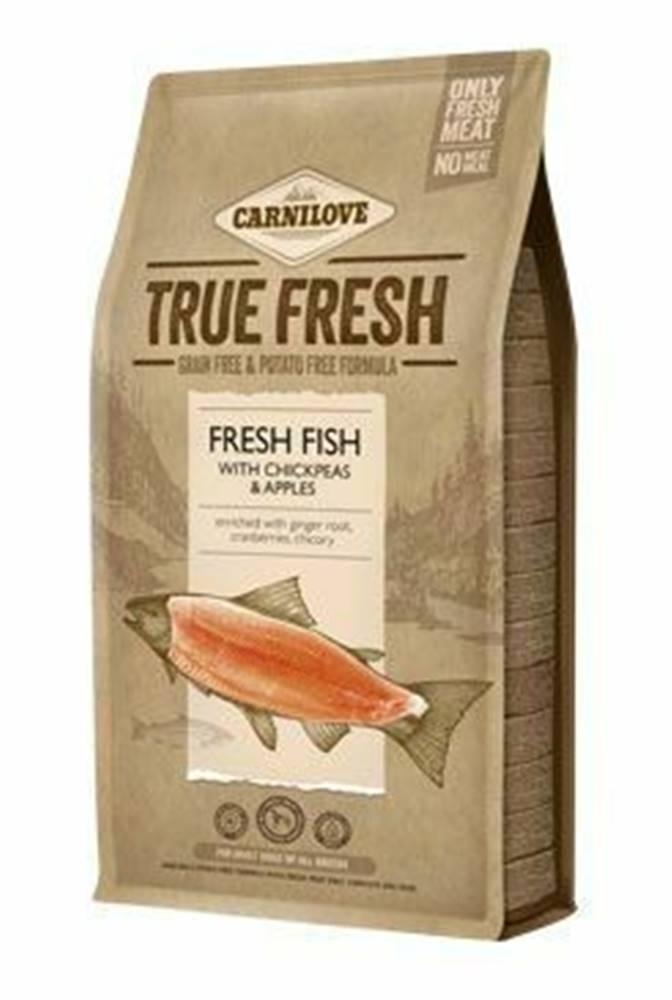 Carnilove Carnilove dog True Fresh Fish Adult 4 Kg