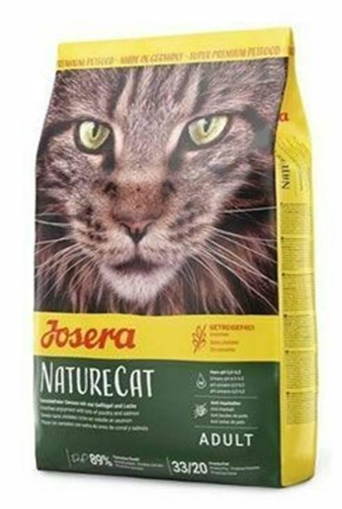 Ostatní Josera Cat Super premium NatureCat 10kg