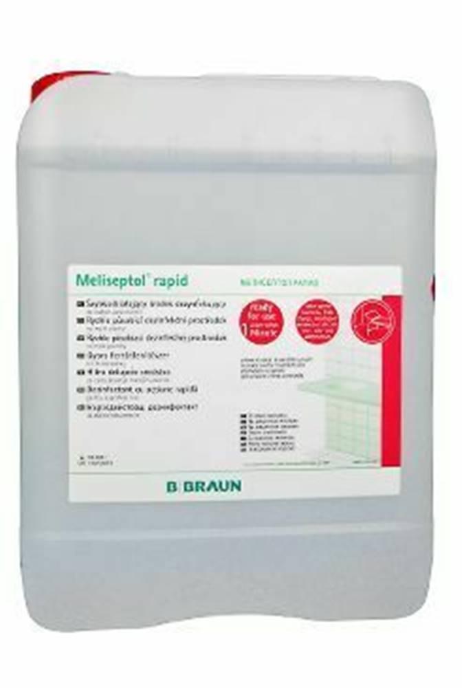 BBRAUN Meliseptol rapid 5l dezinfekcia plôch