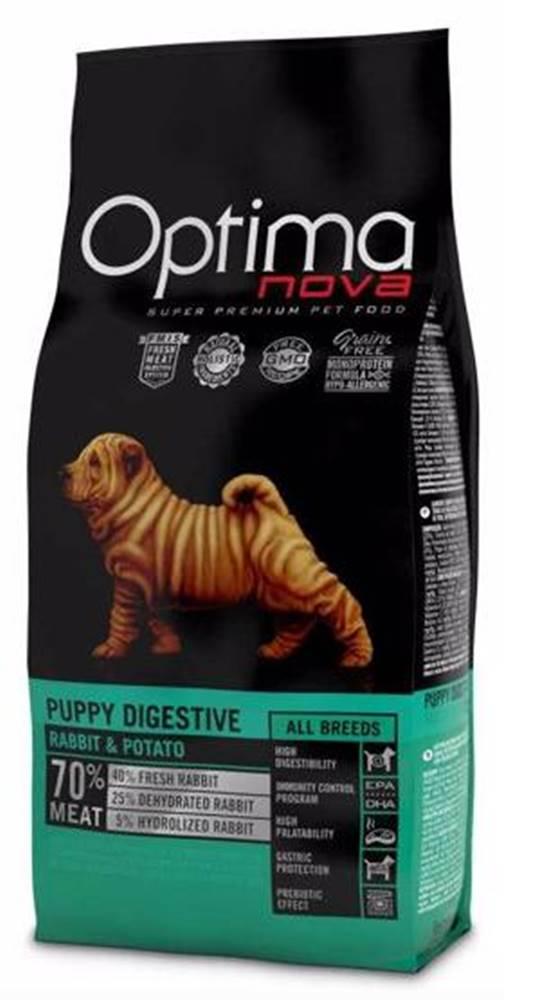 Optimanova OPTIMAnova dog DIGESTIVE PUPPY - 2kg