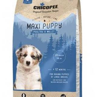 Chicopee Classic Nature Maxi Puppy Poultry-Millet 2kg