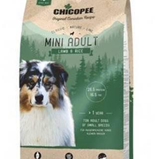 Chicopee Classic Nature Mini Adult Lamb-Rice 2kg