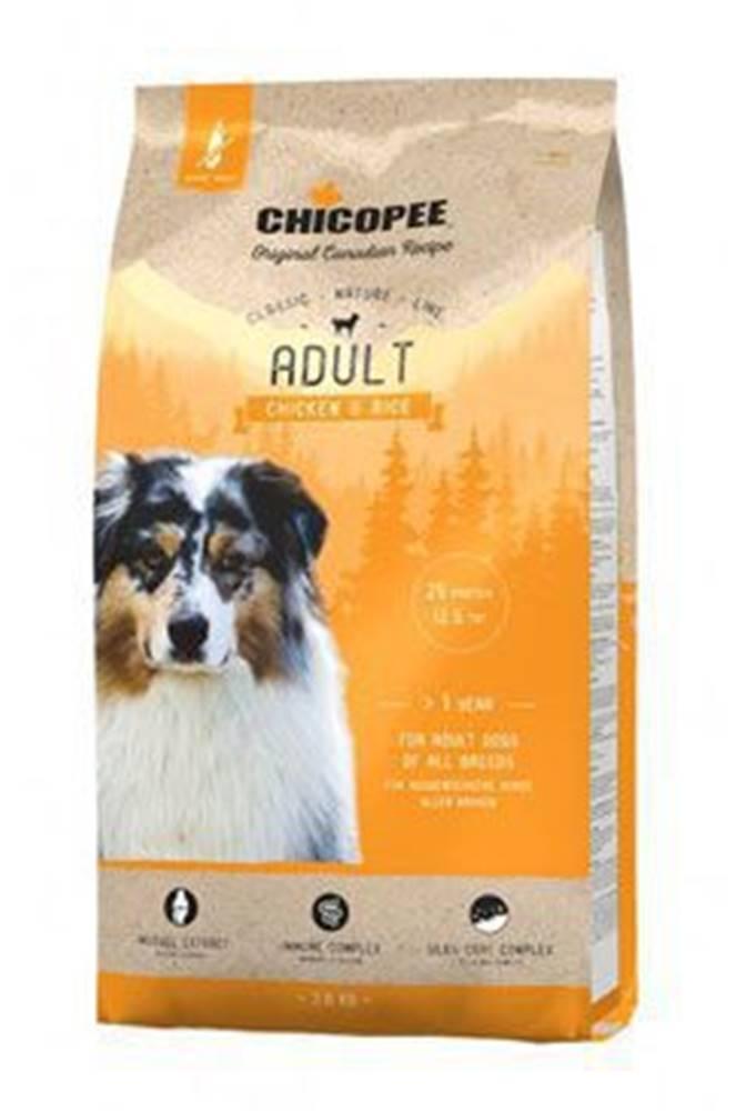 CHICOPEE Chicopee Classic Nature Adult Chicken-Rice 2kg