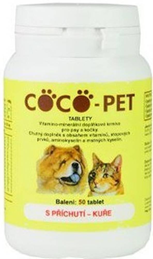 Ostatní Coco Pet kurča 50tbl
