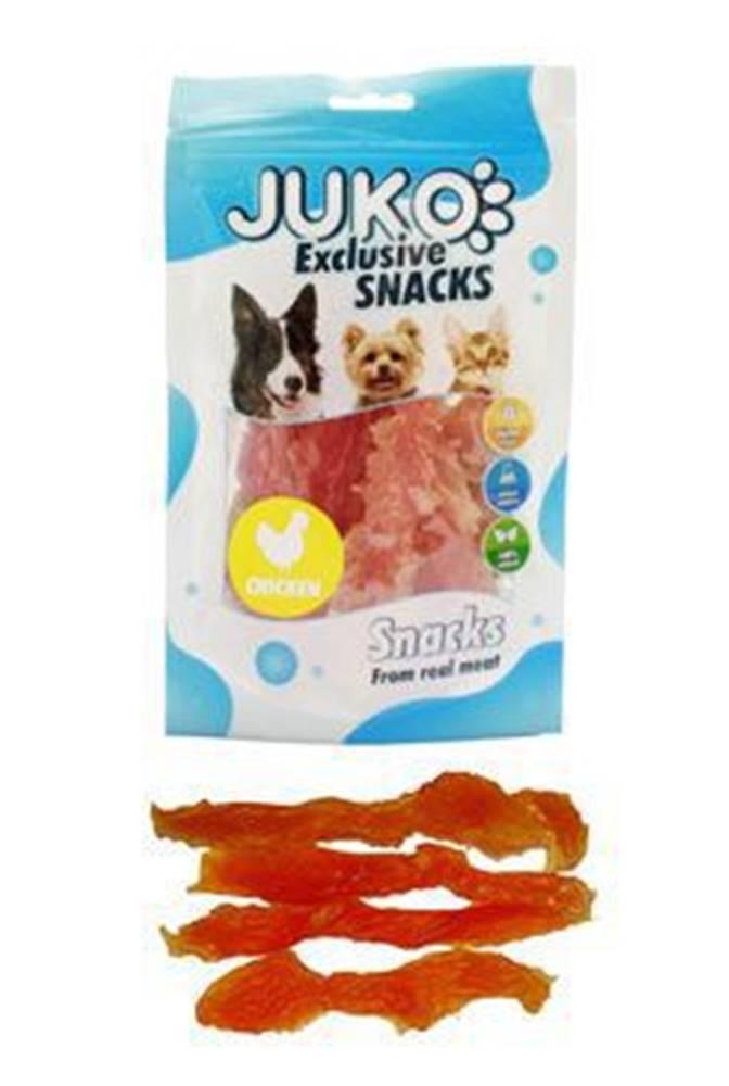 Juko Juko excl. Smarty Snack SOFT Chicken Jerky 70g