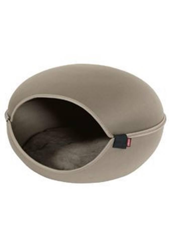 Zolux Pelech/domek pro kočky LOUNA hnědá Zolux