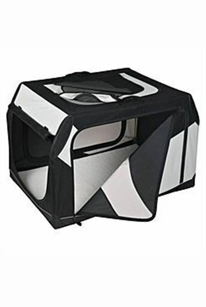 Trixie Prepravka Vario nylon S 61x43x46cm čierno-šedá 1ks TR