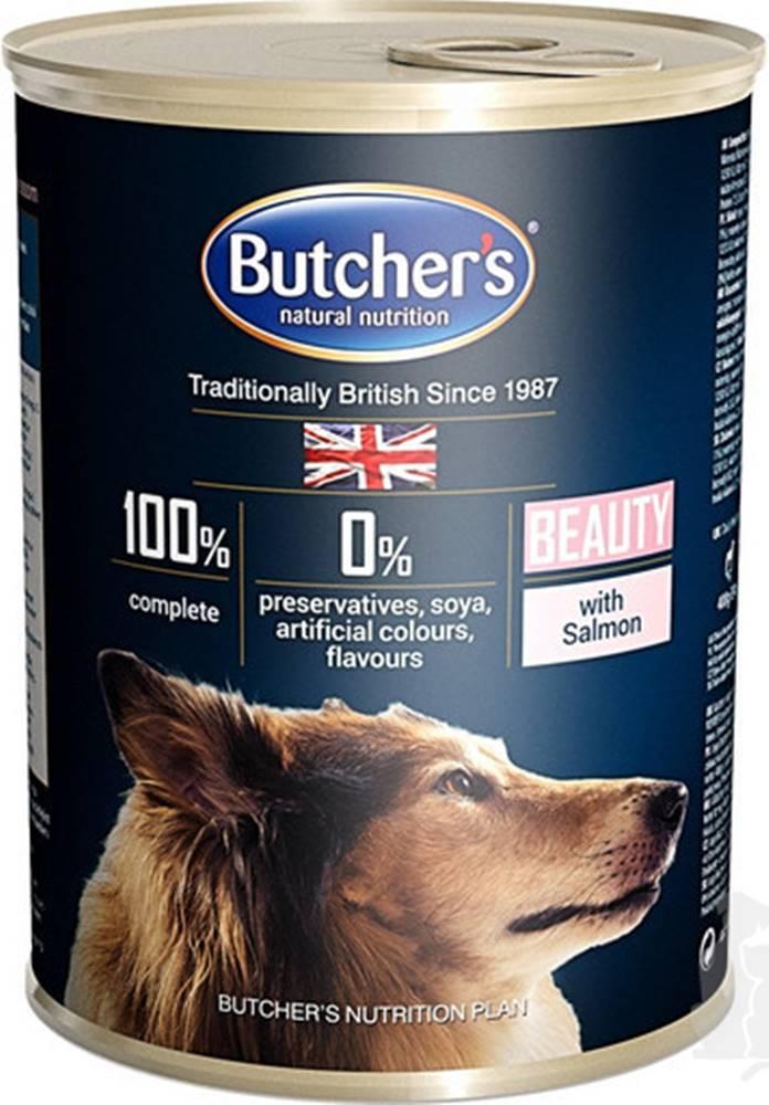 Butcher's Butcher's Dog Functional Beauty losos konz. 400g