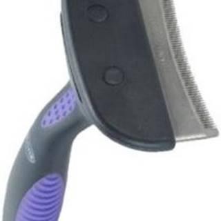 Hrebeň vyčesávacia De-shedder 8cm L BUSTER