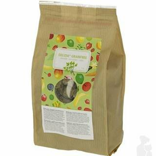 Pochúťka pre kone Delizia Grain free, bylinky 1kg