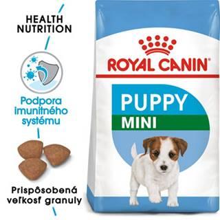 ROYAL CANIN Mini Puppy 2 x 8 kg granule pre malé šteňatá