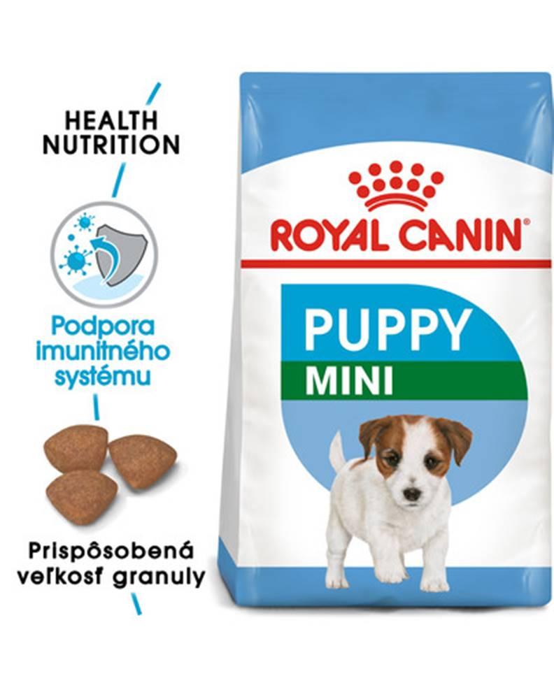fera ROYAL CANIN Mini Puppy 2 x 8 kg granule pre malé šteňatá