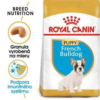 ROYAL CANIN French Bulldog Puppy 2 x 12 kg granule pre šteňa francúzskeho buldočka