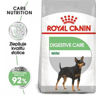 ROYAL CANIN Mini digestive care 1 kg granuly pre malé psy s citlivým trávením
