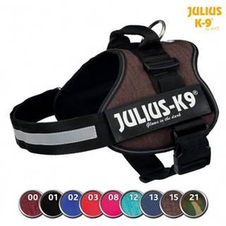 TRIXIE Postroj Julius-K9®, Mini/M: 51–67 cm/28 mm, tmavomodrý