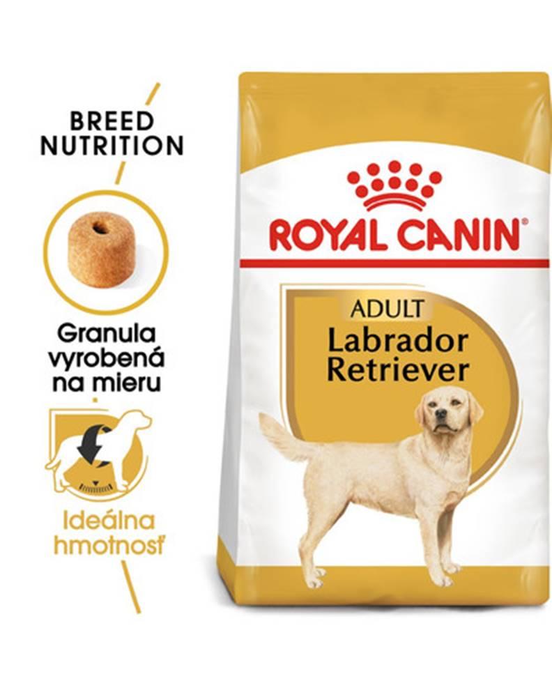 fera ROYAL CANIN Labrador Adult 12 kg granule pre dospelého labradora